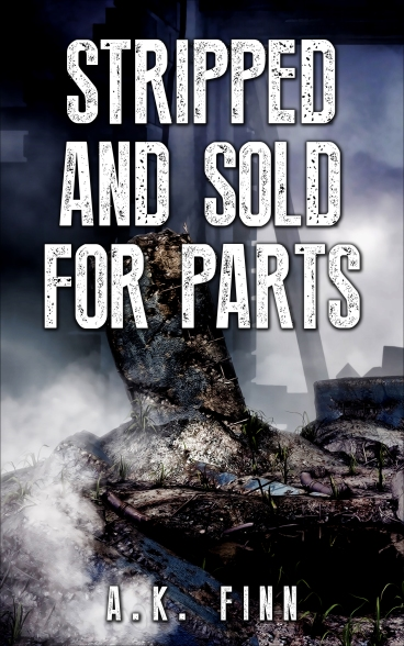 Stripped and Sold for Parts - Book Cover